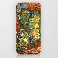 iPhone & iPod Case featuring Moth by S.G. DeCarlo