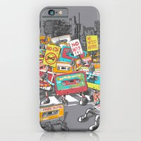 iPhone & iPod Case featuring Digital Ruins Our Life by Yoshi Andrian