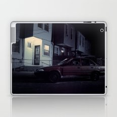 Red Camry Laptop & iPad Skin