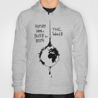 HANG THE WORLD. Hoody