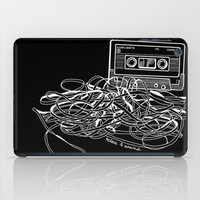 Noir Relax & Unwind iPad Case