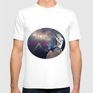 Take A Photo Mens Fitted Tee White SMALL