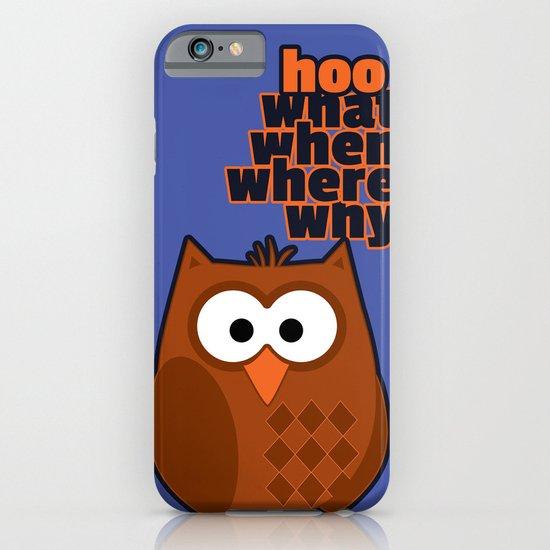 Journalism 101 iPhone & iPod Case