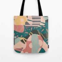Tribal Pastels Tote Bag