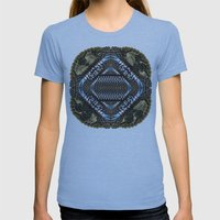 Fly. Womens Fitted Tee Athletic Blue SMALL
