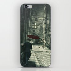 Mysterious Night iPhone & iPod Skin