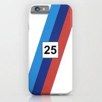 RACING COLOURS- BMW RACING iPhone 6 Slim Case