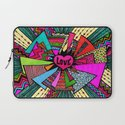 Power of Love...2 Laptop Sleeve