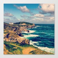 Lost Coast  Canvas Print