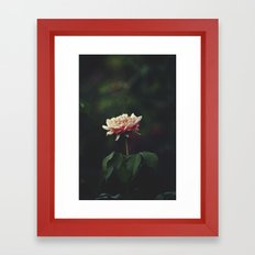 A Little Romance Framed Art Print