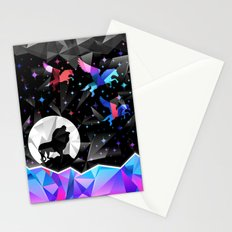 Magical Pegasus Stationery Cards