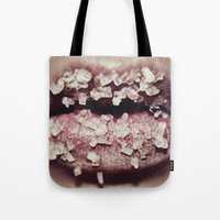 GIMME SOME SUGAR, BABY Tote Bag