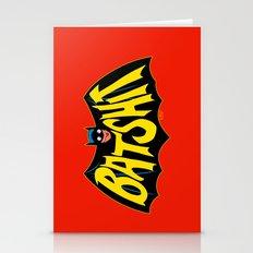BATSHIT Stationery Cards