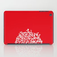 Red Birds iPad Case