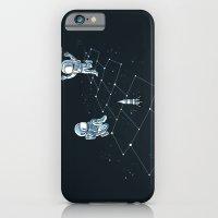 Hopscotch Astronauts iPhone 6 Slim Case