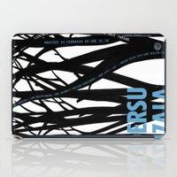 Dersu Uzala iPad Case