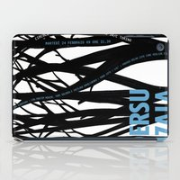 Dersu Uzala iPad Case