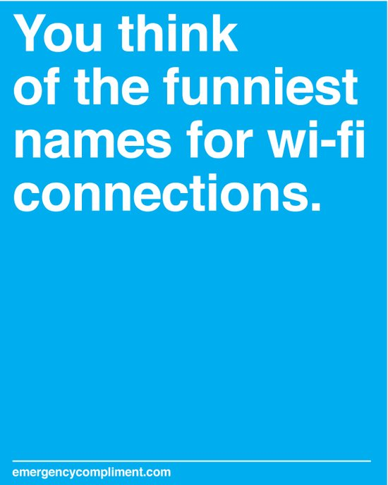 Wi-fi Connections Canvas Print