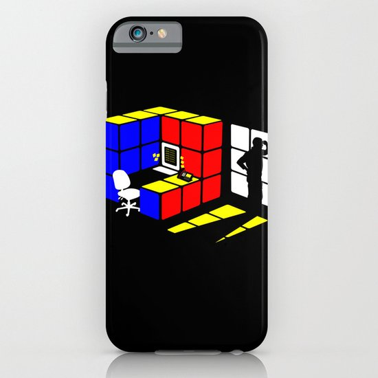 Rubix Cubicle iPhone & iPod Case