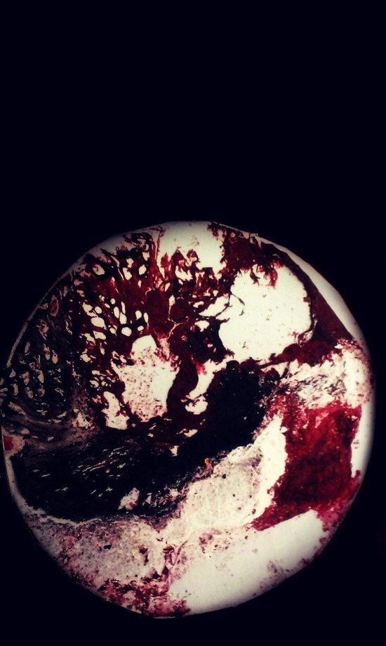 Blood Lines Art Print