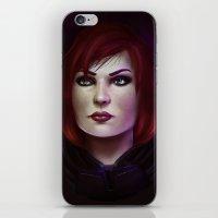 Mass Effect: Commander Shepard iPhone & iPod Skin