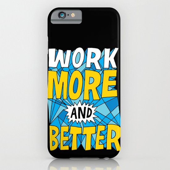More & Better iPhone & iPod Case