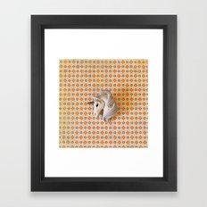 Me & My Unicorn Framed Art Print