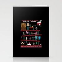 Vigo Kong Stationery Cards