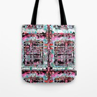 Scrambled Tote Bag
