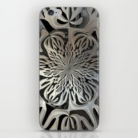Exoskeleton  iPhone & iPod Skin