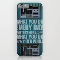 iPhone & iPod Case featuring repeat by Christina Kouli | ilprogetto