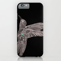 iPhone & iPod Case featuring Love bird by Michelle Pegrume