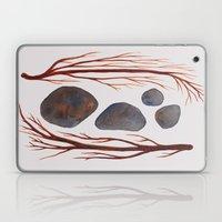 Sticks & Stones No. 2 Laptop & iPad Skin