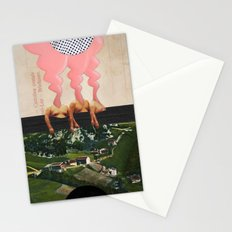 The Noon Guns (Front) Stationery Cards