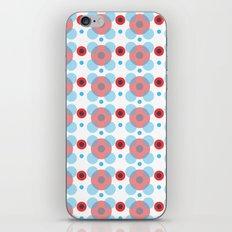 Dots Bubbles  iPhone & iPod Skin