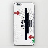 The Palms iPhone & iPod Skin