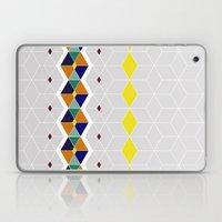 Cube Geometric IV Laptop & iPad Skin
