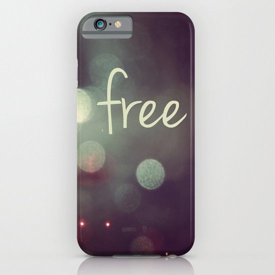 free II iPhone & iPod Case