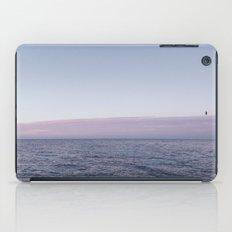 Calm Sea Before Sunrise iPad Case