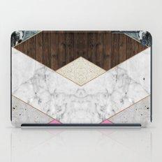 Rose Gold Chevron iPad Case