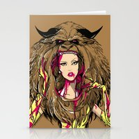 Beautiful Killer Stationery Cards