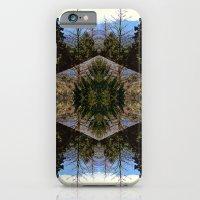 iPhone & iPod Case featuring quatriflora by Monica Ortel ❖