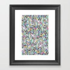 SUPATETRAL Framed Art Print