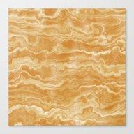 Alabastro Onyx Canvas Print