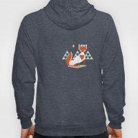 Fox in the mountain Hoody