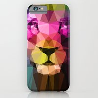 iPhone & iPod Case featuring Wild Neon 01a. by Three of the Possessed