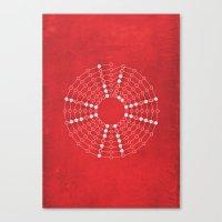Prime Circle Canvas Print