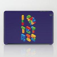 I Heart Tetris iPad Case