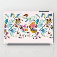 Flowers in the Wind iPad Case