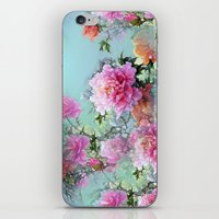 Smell the Roses iPhone & iPod Skin